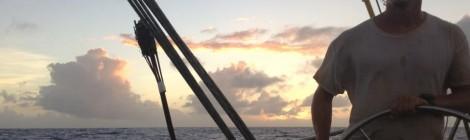 Shakedown Cruise to Rota