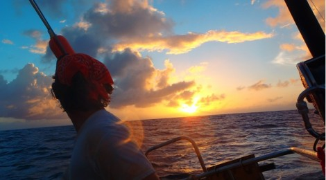 Video: The First Leg of Last Year's Voyage
