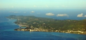 In Saipan, On to Pagan